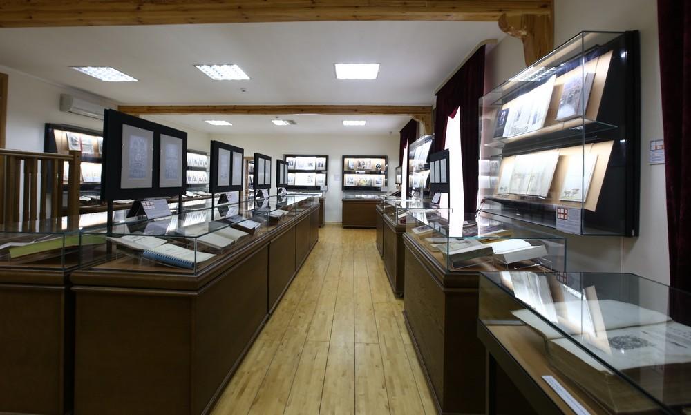 Музей Библии в Теряево